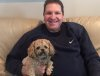 Jeff Grill and Dog Biscuit