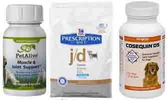 Arthritis meds for dogs over the counter