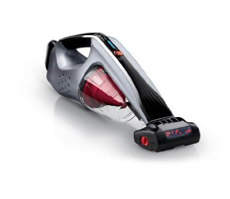 hoover linx hand held dog hair vacuum