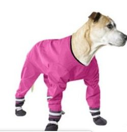 muttlucks water repellent suit