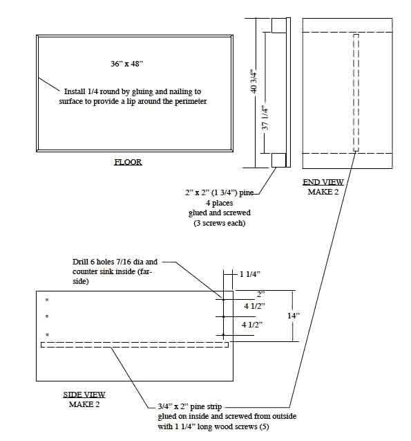 whelping box plans
