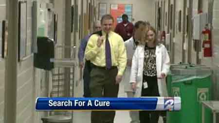 News Story: Latest Research on Canine Lymphoma Cures
