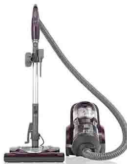 Dog Hair Canister Vacuum by Sears